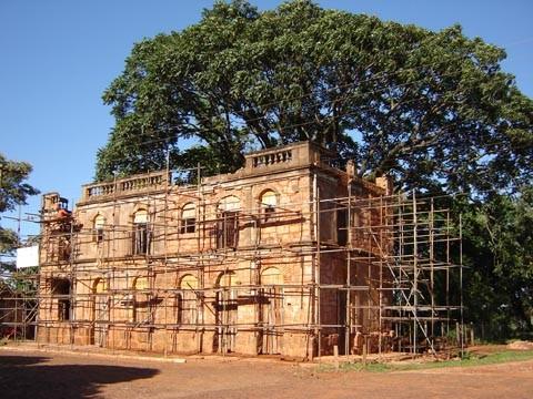 BRAZIL - Sâo Nicolao Mission – Sobrado Silva Mansion