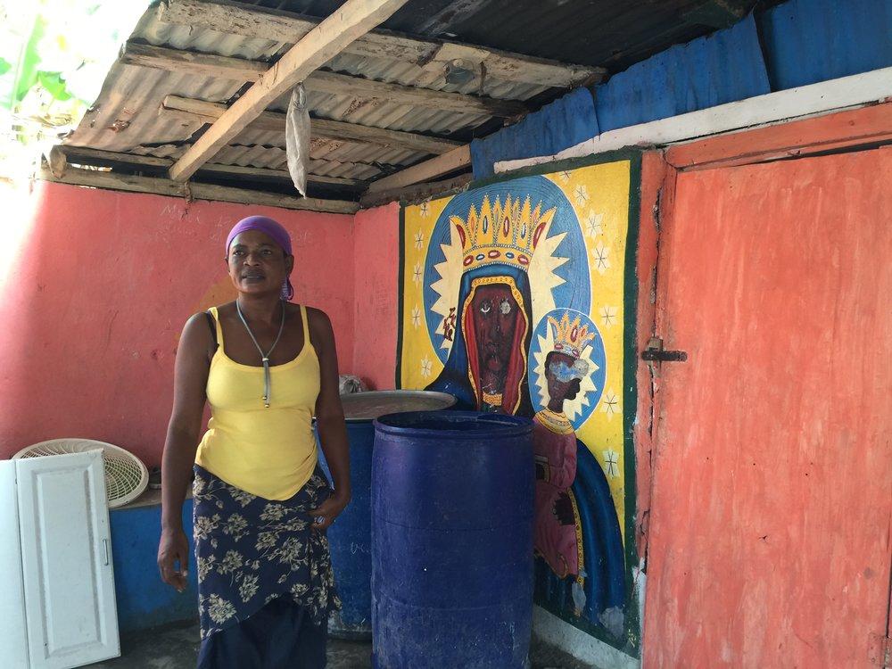 HAITI - Jacmel Historic Center