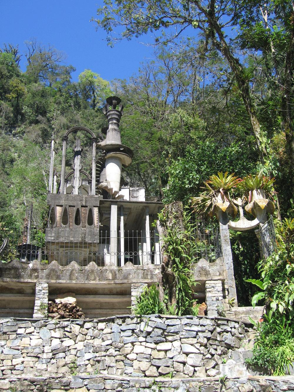 MEXICO - Las Pozas, Xilitla, San Luis Potosí