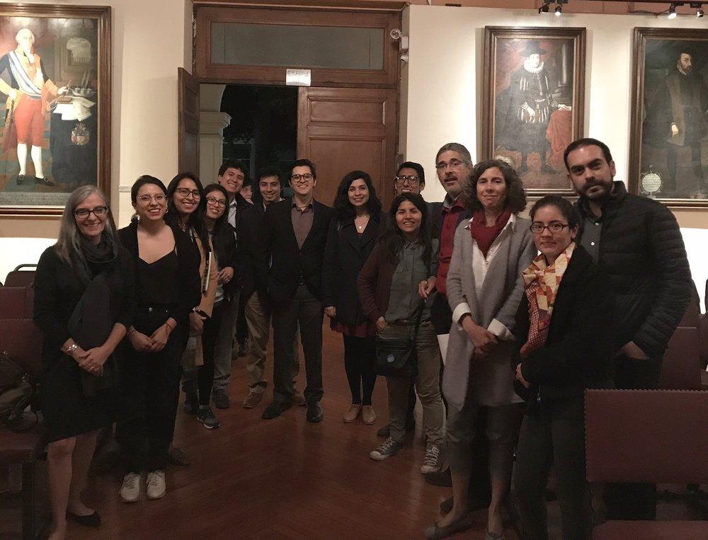 YoCoCu-Peru Meeting