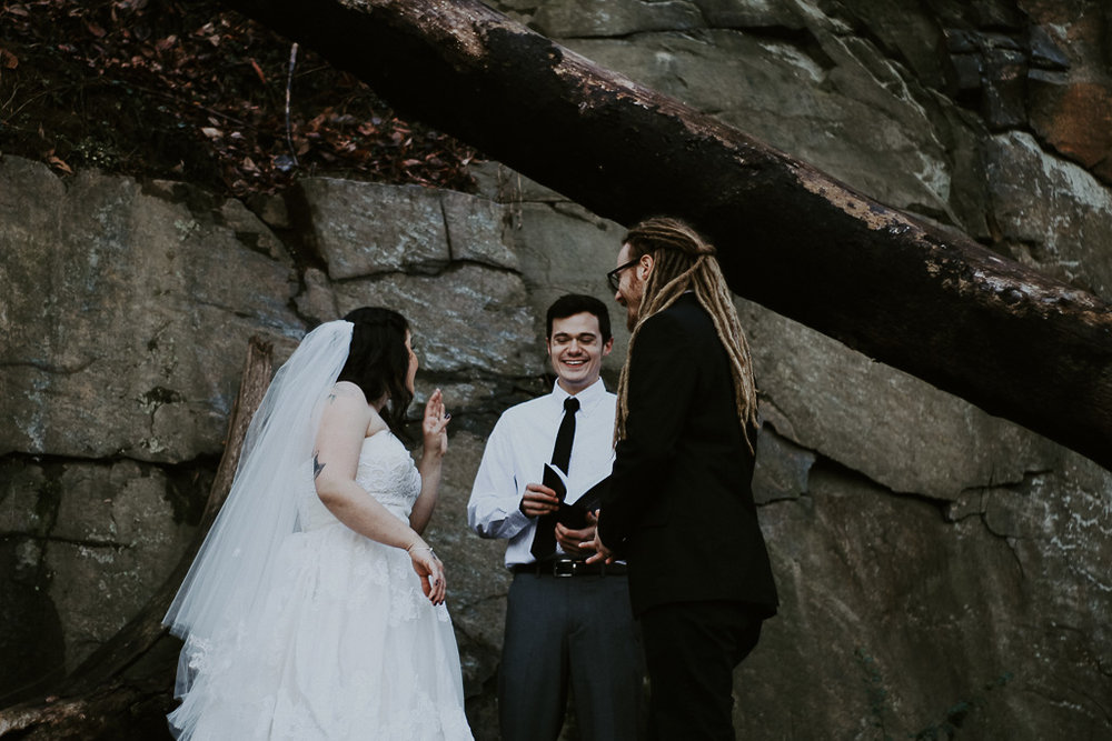 TheGernands.com/Wedding Photography/An Elopement to the River image 020