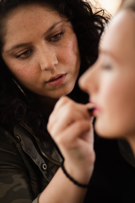 Models: Krystal & Louis  Makeup: Michele - Sparkle Makeup Artistry  Photo by The Gernands