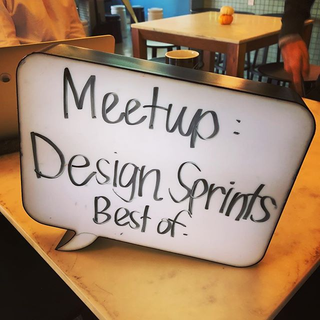Time for some lightning talks on design sprints, creative collaboration, and enterprise innovation! • #design #sprint #creative #collaboration #innovation #meetup