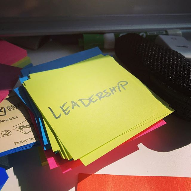 What does leadership look, sound, and feel like to you? Share one word in the comments that, to you, represents leadership 🔍 • #leadership