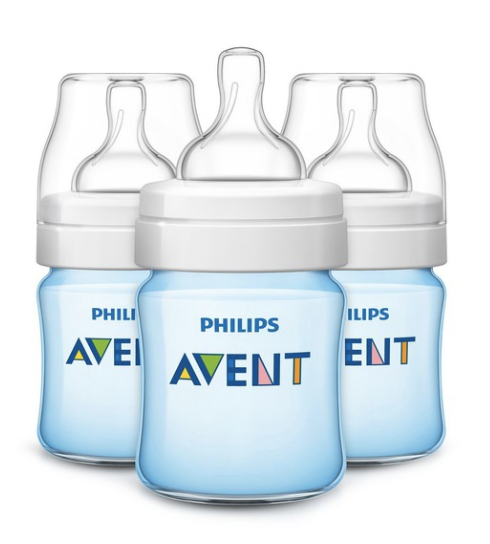Click photo to shop Aventi bottles