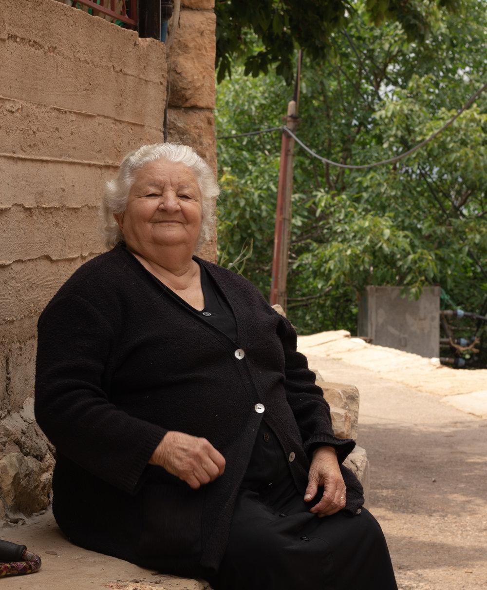 Grandma Nouhad <3