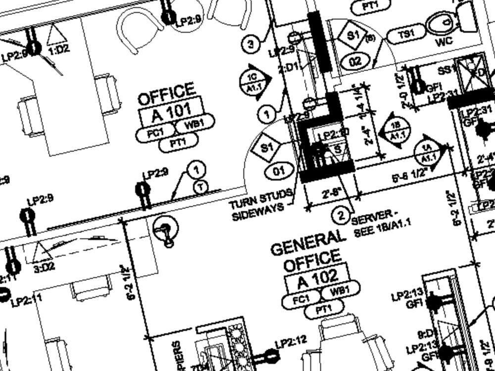 Contract Documents - Construction Documents and SpecificationsCivilArchitecturalStructuralMechanicalElectricalPlumbing