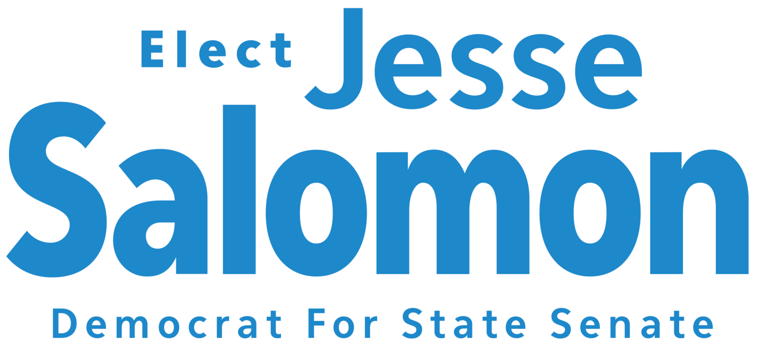 Jesse Salomon for Washington State Senate