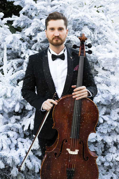 In Monaco, at Christmas, Maxim Beitan performed the princely rite of the olive branch.