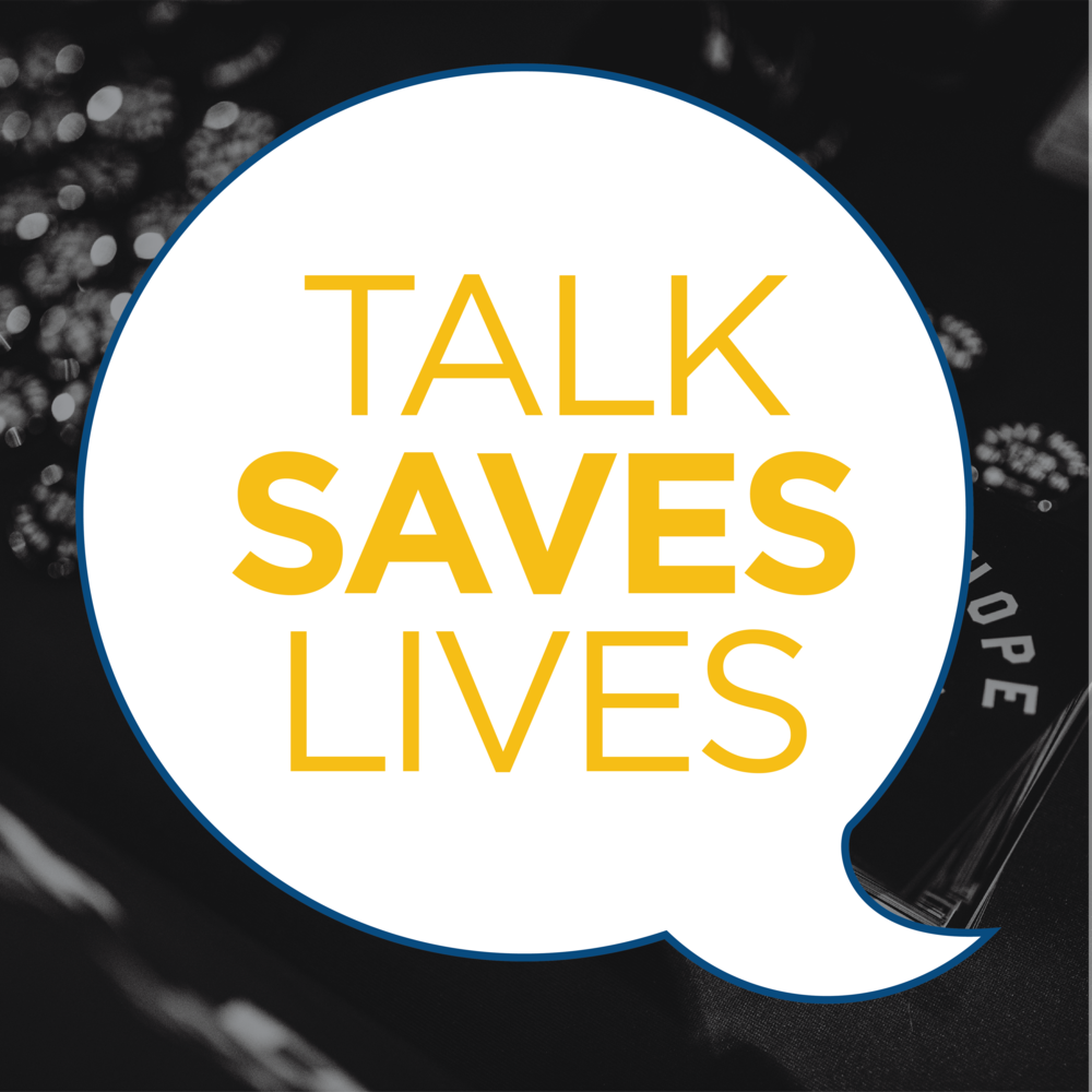 Talk Saves Lives - Peervention is a community-based presentation that covers the basics of what suicide is, explains how to identify the signs and symptoms of those who may be at risk, and discusses prevention strategies that everyone should learn to help save lives.