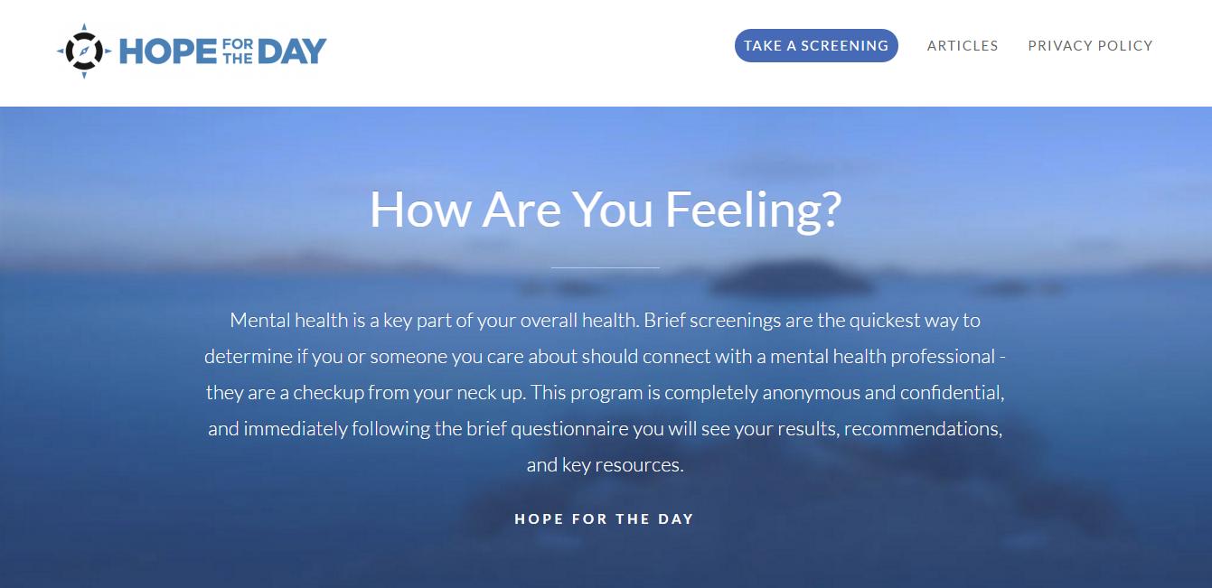 mental-health-screening