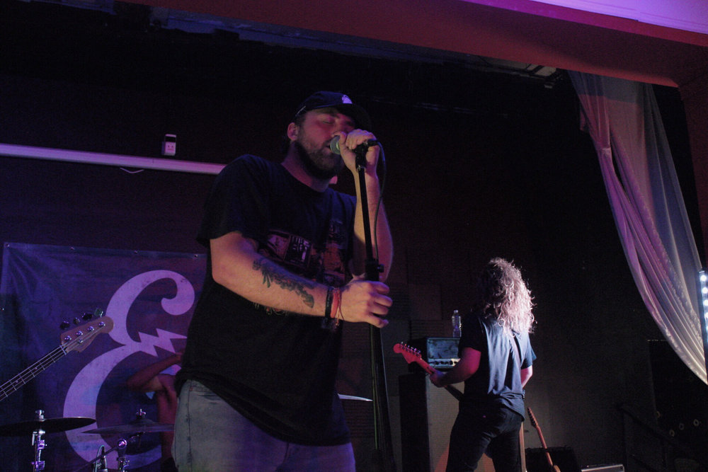 Ghost Key performing at Evolution Music. Photo:  Molly Kinnunen .