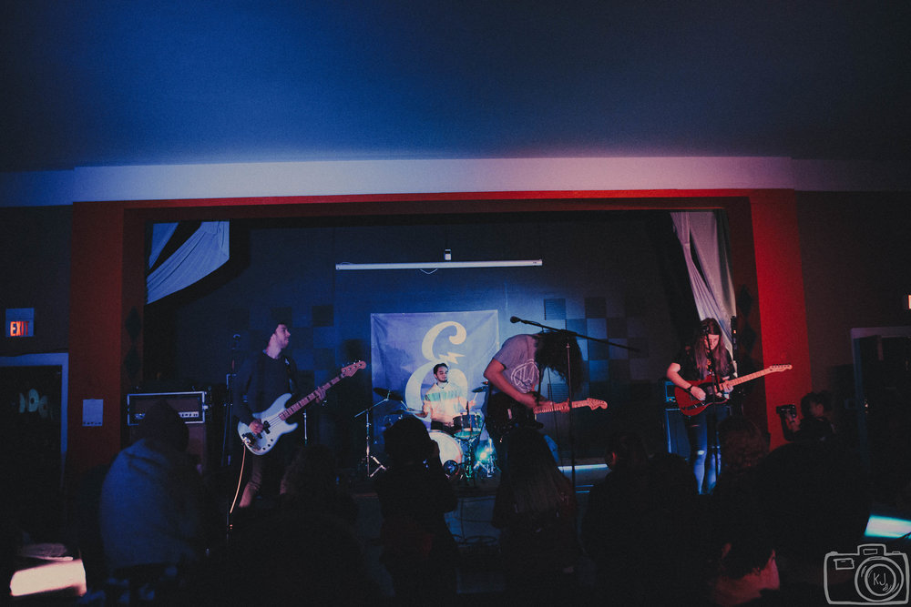 Better Love performing on February 11th at Evolution Music. Photo:  Kaitlyn Johnston .