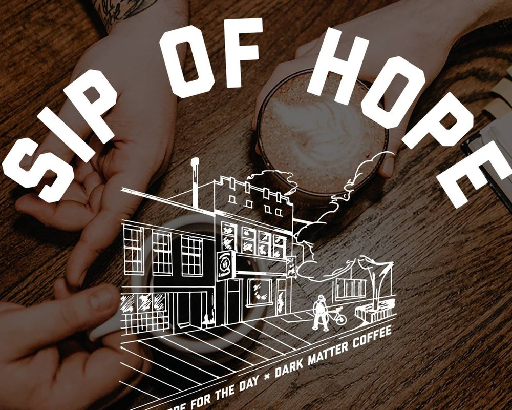 Sip of Hope - Sip of Hope is the world's first coffee shop where 100% of the proceeds support proactive suicide prevention and mental health education. This is a rallying point for resources and engagement, a social enterprise powering HFTD's Proactive Prevention work.