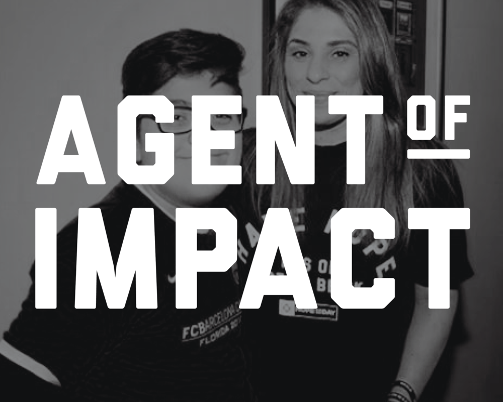 Agents of Impact - Agents of Impact is the spearhead of our grassroots growth. Agents are trained using a 'Train-the-Trainer' model to create Proactive Suicide Prevention activists to facilitate conversations within their communities. Since 2015, we have more than 800 AOIs pressing the conversation in all 50 states of America, and 31 countries around the world.