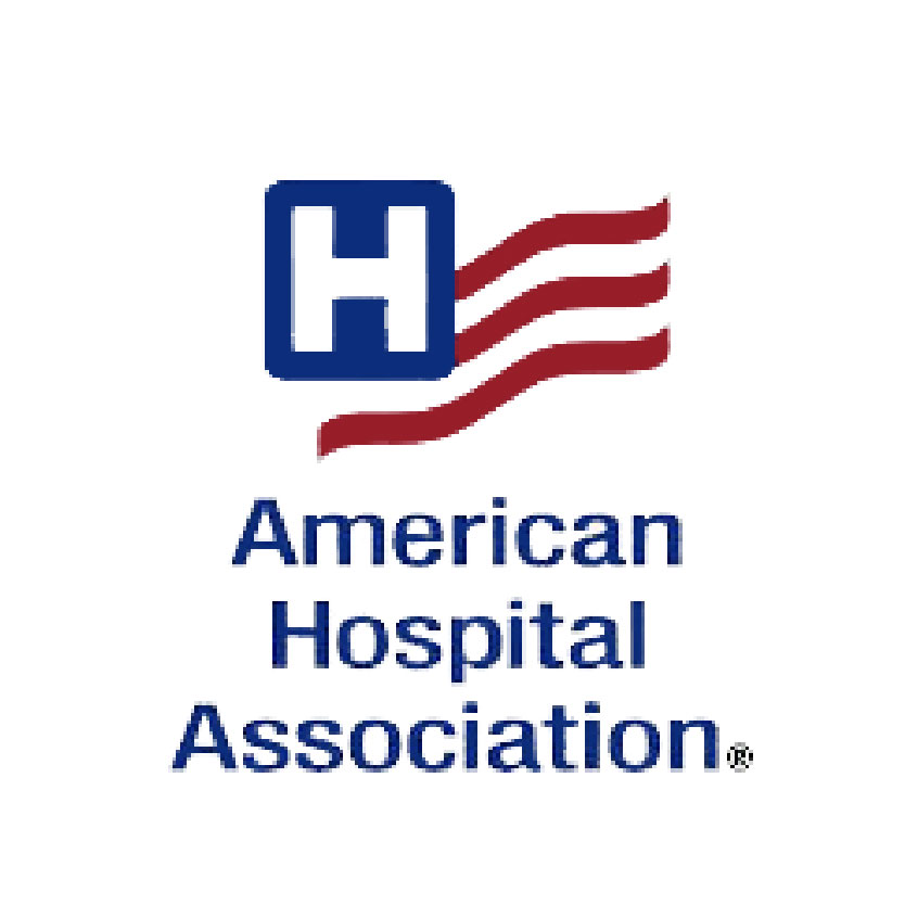 The American Hospital Association (AHA) is the national organization that represents and serves all types of hospitals, health care networks, and their patients and communities. Nearly 5,000 hospitals, health care systems, networks, other providers of care and 43,000 individual members come together to form the AHA.