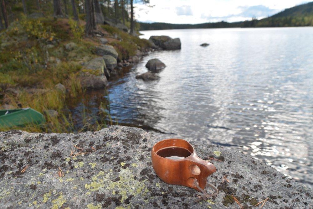 Oslo Outdoor coffee