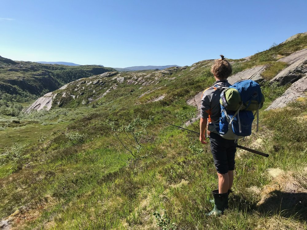 The right to roam has deep roots in Norway's cultural heritage (Photo: Oslo Outdoor)