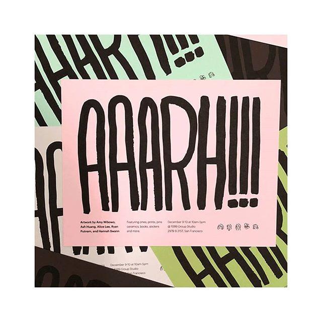 Aaaarh!! by Ryan Putnam