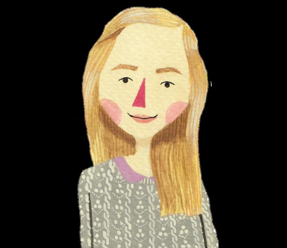 Portrait by  Beth Freeman