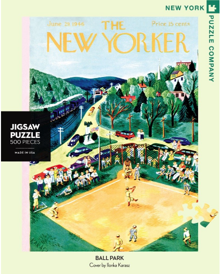 Image from  New York Puzzle Company
