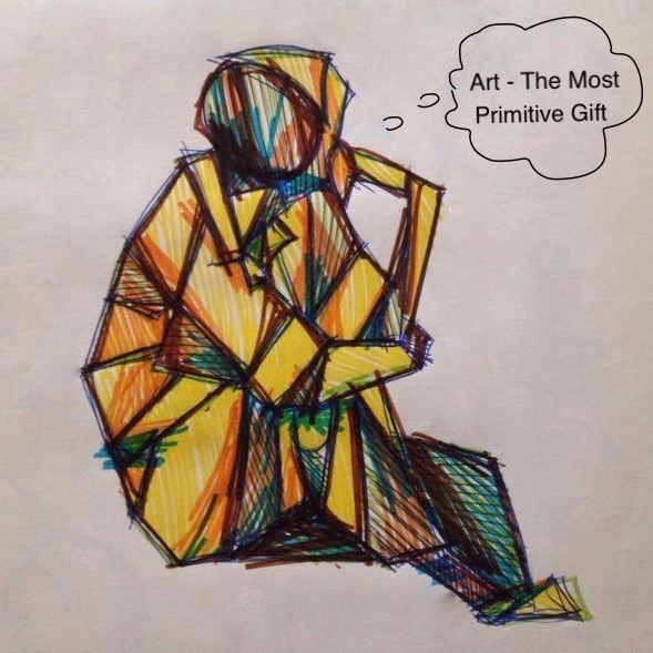 Art - The Most Primitive Gift