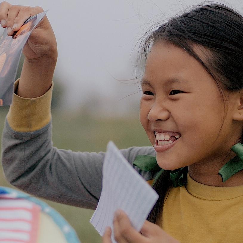 - child Sponsorship in Nepal