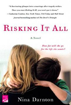 Risking It All  by  Nina Darnton