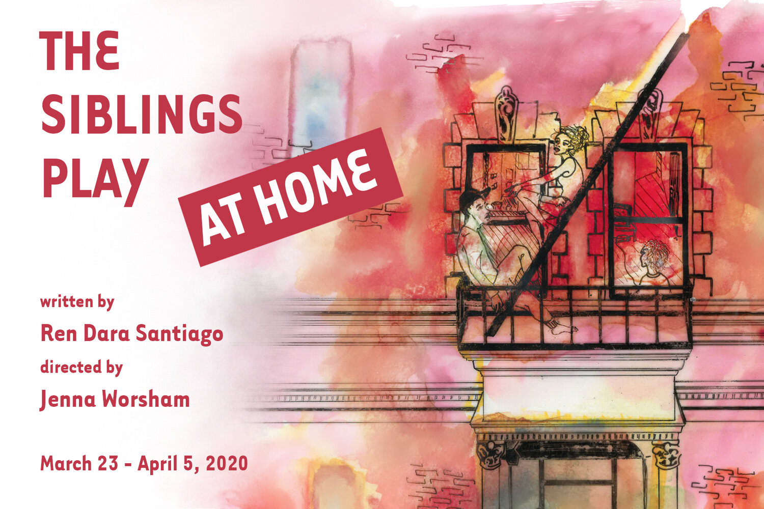 The Siblings Play at Home — Rattlestick Playwrights Theater
