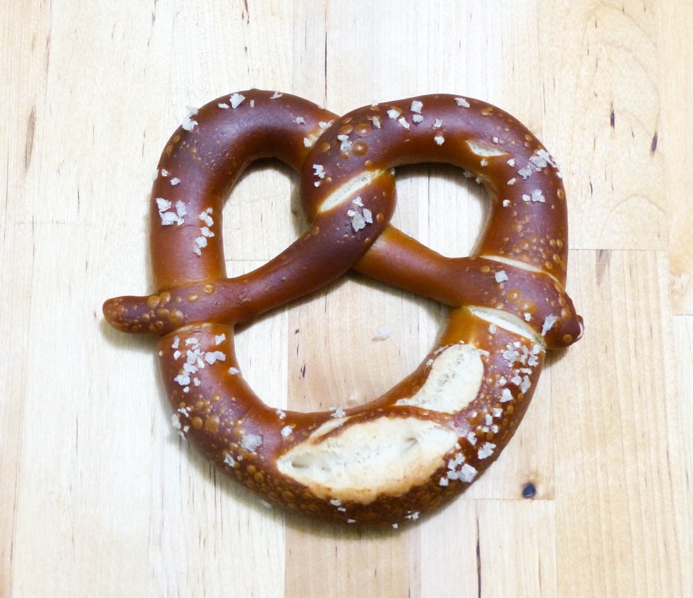 Salt - The classic Bavarian pretzel