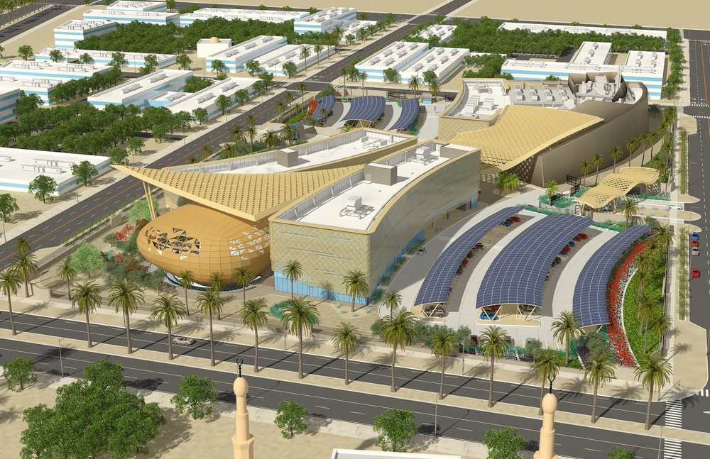 Saudia  *PROJECT DESIGN CREDIT TO IDCA/CH2M - TIM MEIER was PART OF THE IDCA/CH2M TEAM