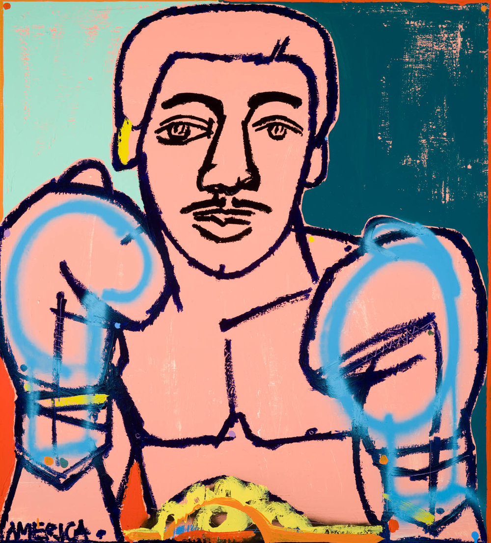 Gold Belt Boxer, 2015