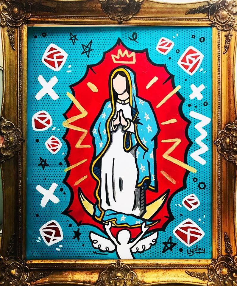 La Virgincita Guadalupe