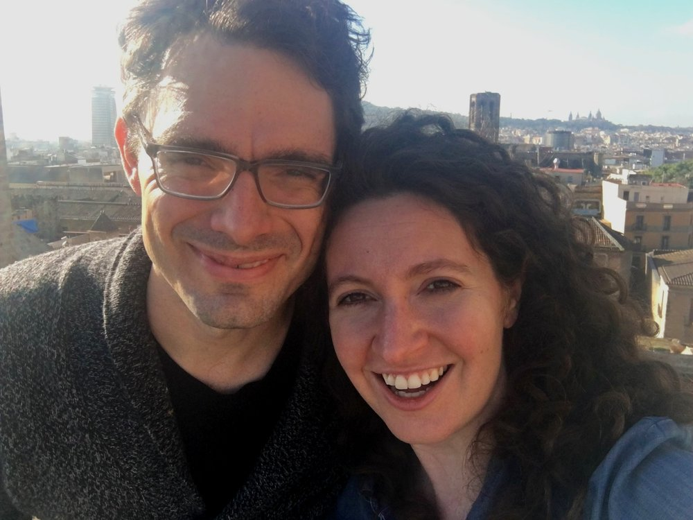 Public policy consultant Michael Castle Miller with wife Joanna Castle Miller
