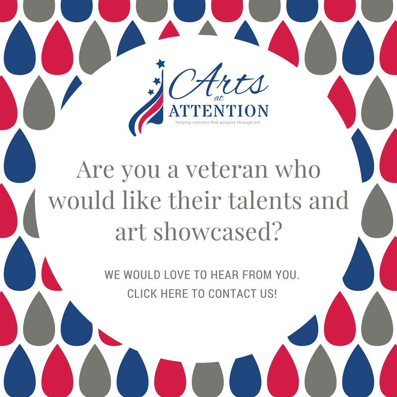 Contact Us!   We would love to hear from you and share your story on how art has impacted you!