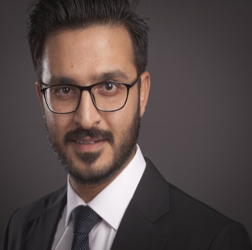 - Bilal Alvi | Director of Portfolio Management