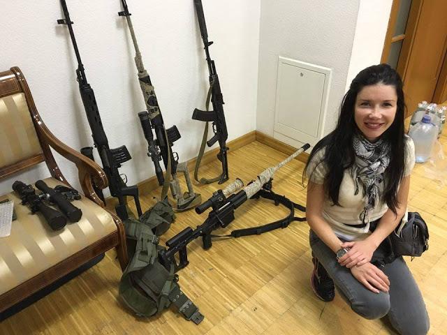 Режиссер Ольга Шектер представит на фестивале ДОКер фильм «Война снайпера»