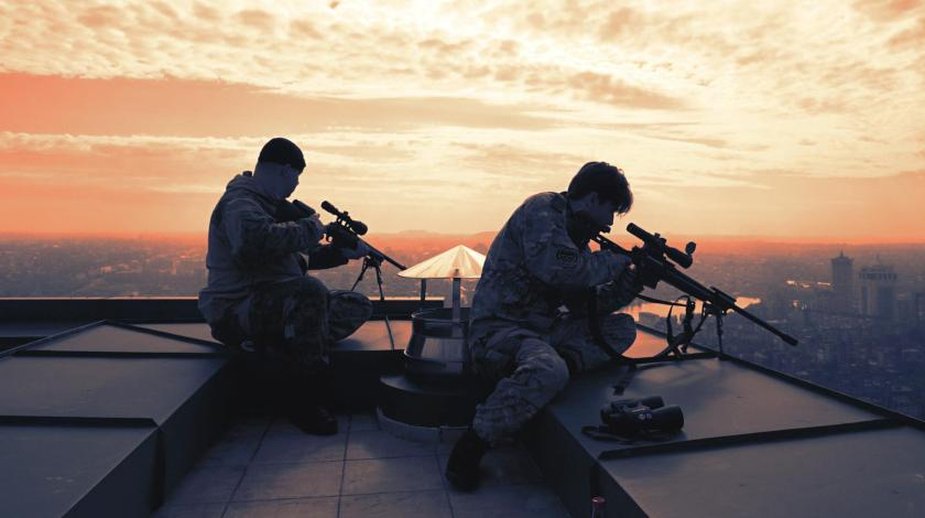 Легендарный снайпер откровенно о войне в Донбассе