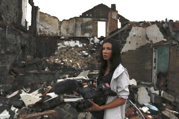 Фильм Ольги Шектер «Война снайпера» участвует в конкурсной программе фестиваля ДОКер