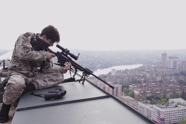 Как снималась «Война снайпера». Рассказ оператора