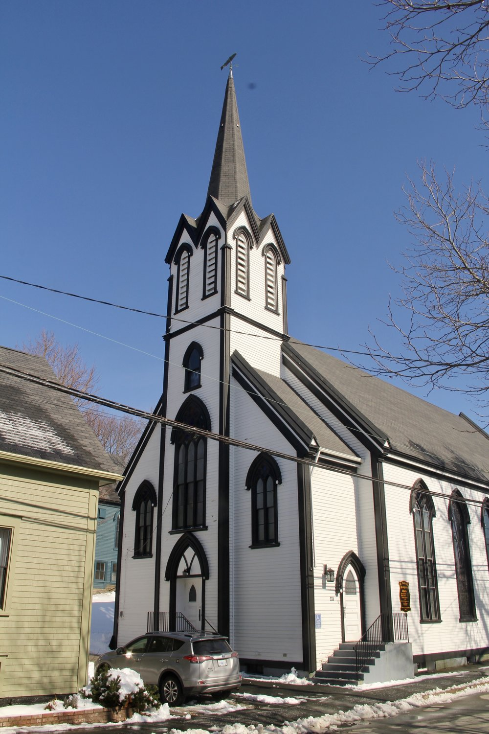 Oldest Presbyterian congregation