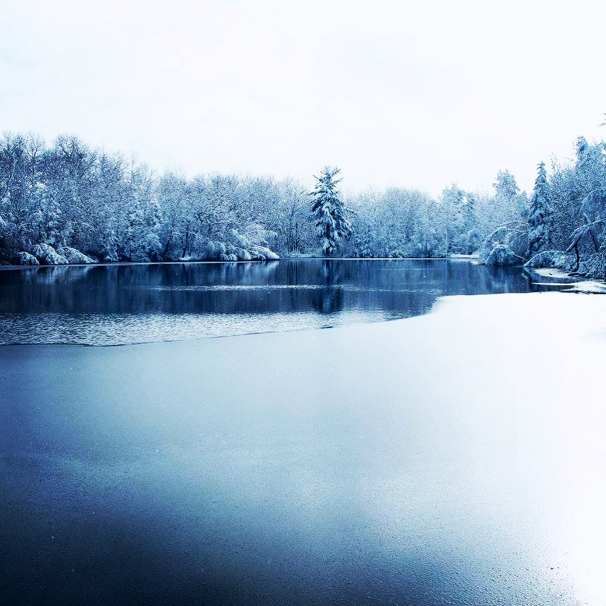 Reservoir Lake early morning