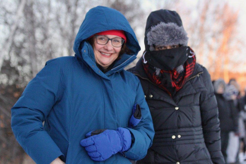 Anita and Melody
