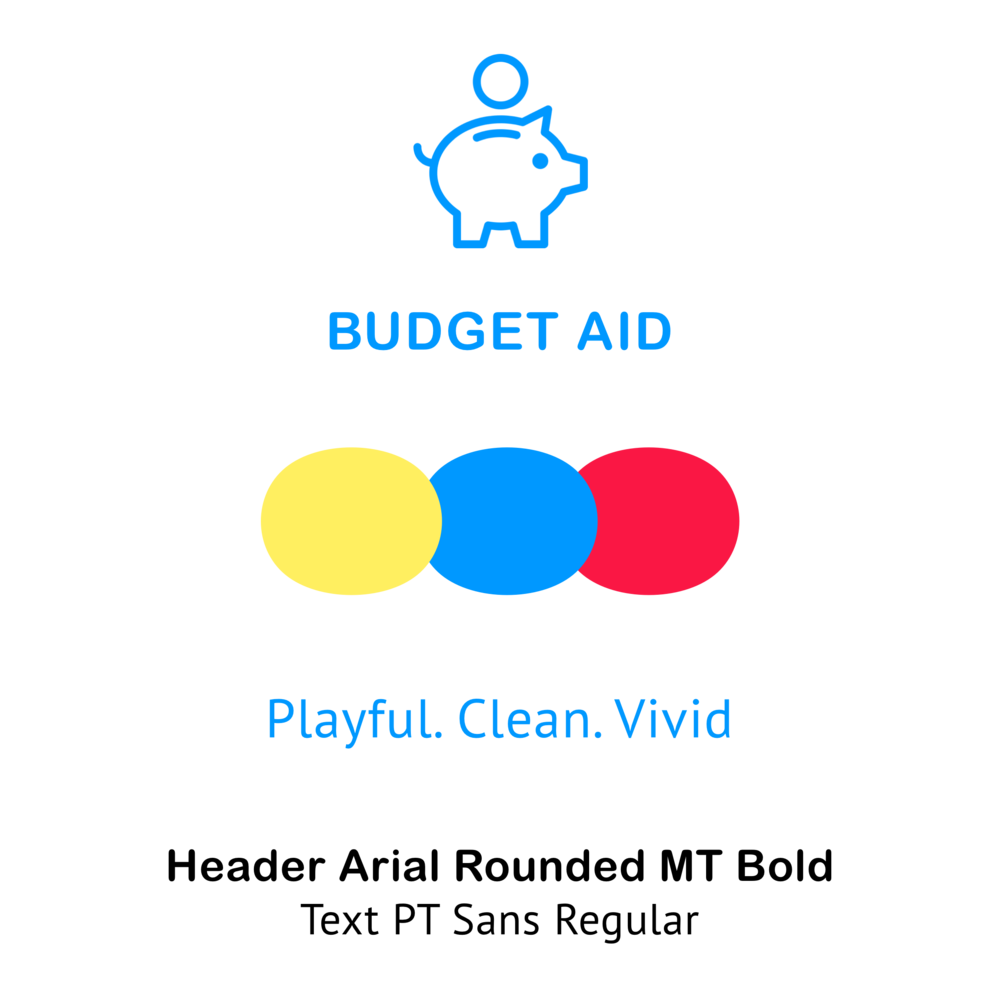 Creating The Visual Brand - I wanted the entire experience to be playful, clean and vivid so that it engages and motivates children to continue using it.