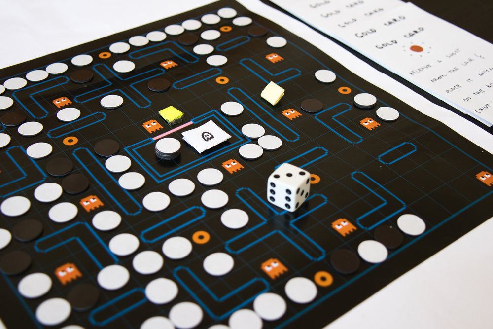 Developing The Board Game - I wanted to implement strategy with chance while retaining the unpredictability, intensity, and fun that the game manifests.