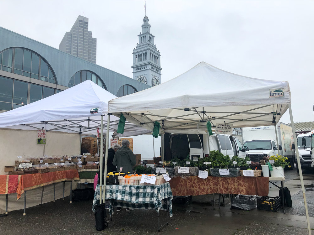 Produce Stands