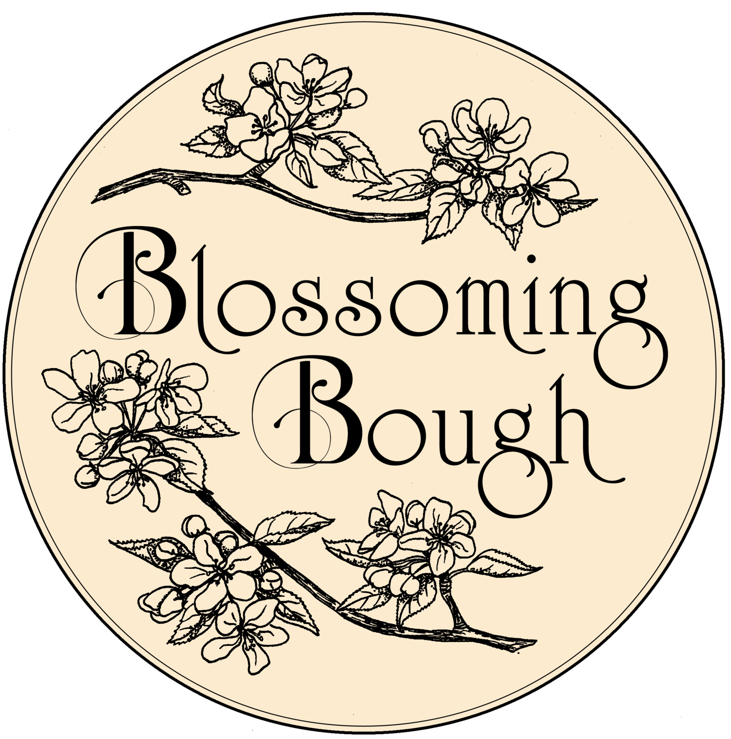 Blossoming Bough Flowers