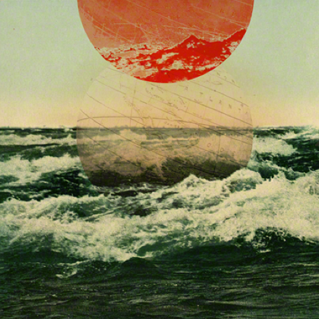 Cool but looks like a cover for an okay chillwave album