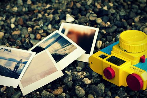 Cool but Holgas don't make Polaroids!