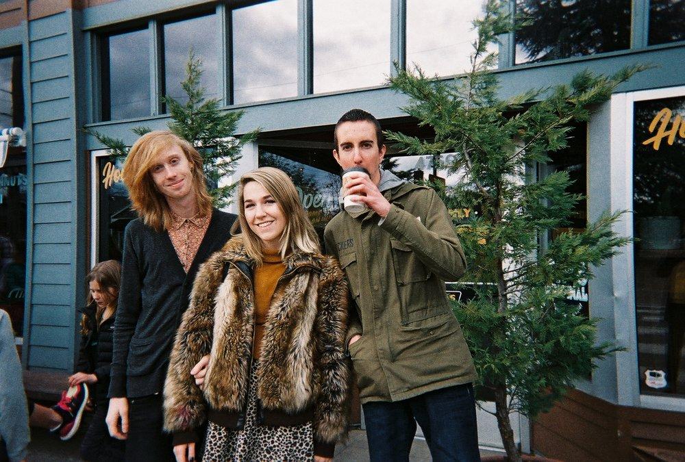 Brandon, Nina, and Tim (2018)